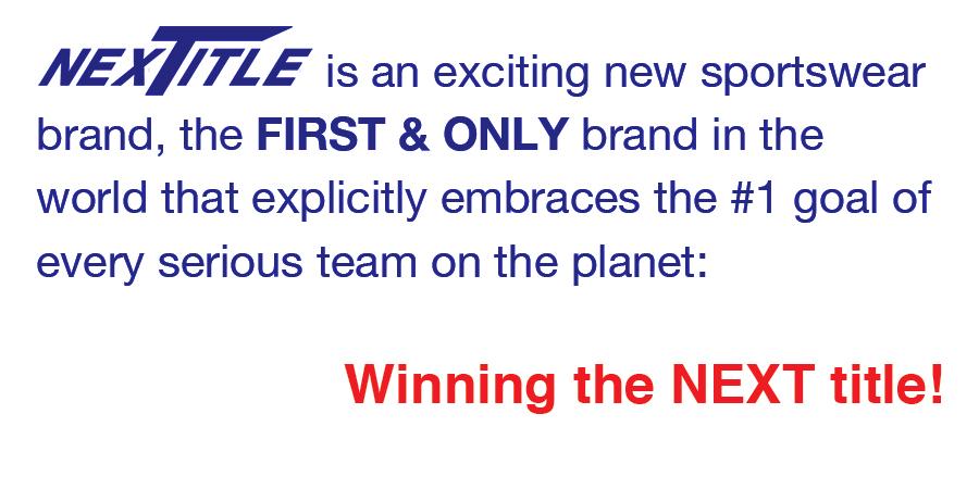 NexTitle Sportswear hats