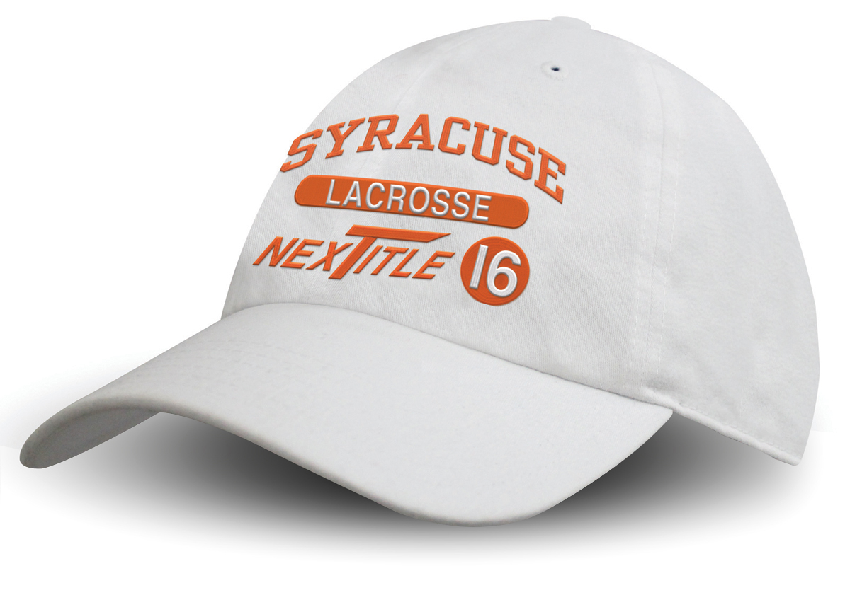 syracuse custom hats online